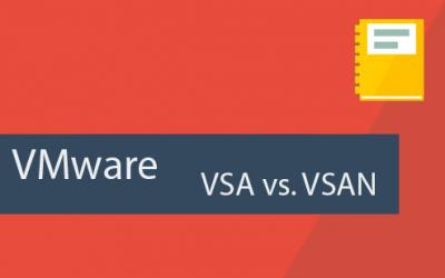 مقایسه VSA و VSAN